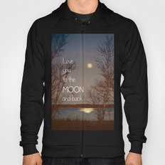 To the Moon and Back Hoody