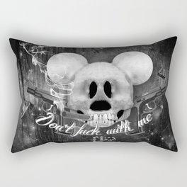 Skull death Rectangular Pillow