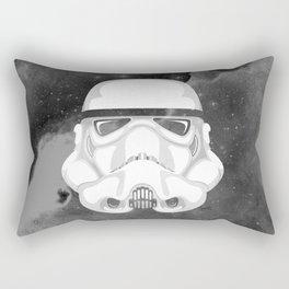 Trooper Silver Rectangular Pillow