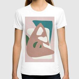 Abstract Minimal Shapes T-shirt