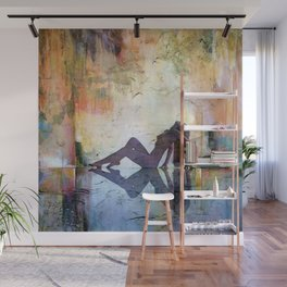 Sunrise Chillout Wall Mural