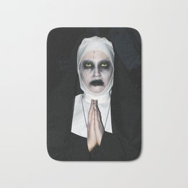 Valak Praying Bath Mat