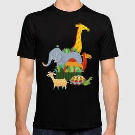 Pet Sounds / Zoo Fun T-shirt