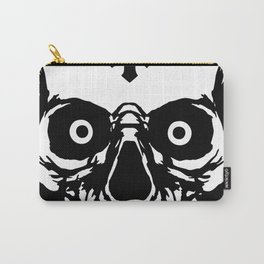 Most Ugly Satanic Skull Carry-All Pouch
