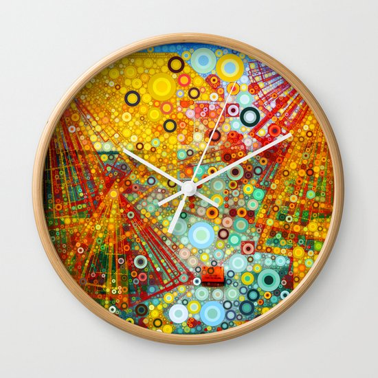 Rapture Wall Clock