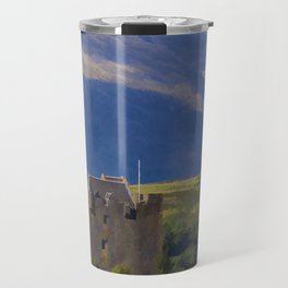 Castle Stalker Argyll, Scotland Travel Mug