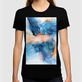 Captivate- Alcohol Ink Painting T-shirt