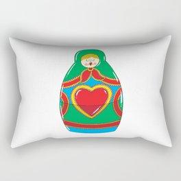Matroska Rectangular Pillow