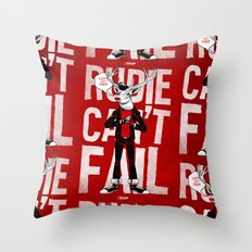 Rudie Can't Fail Throw Pillow