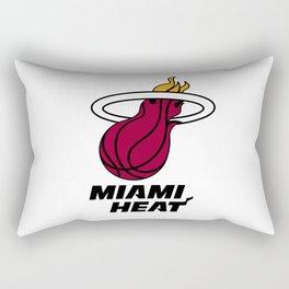 Heat Logo Rectangular Pillow