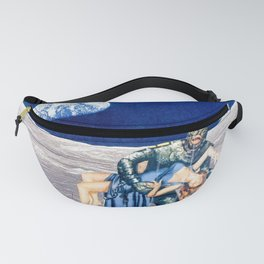 creature of the moon Fanny Pack