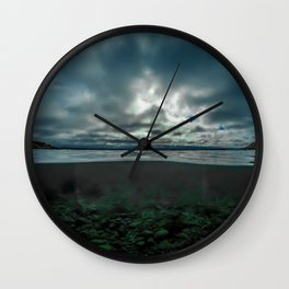 Höstsaga Wall Clock