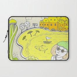 Lemon paradise Laptop Sleeve