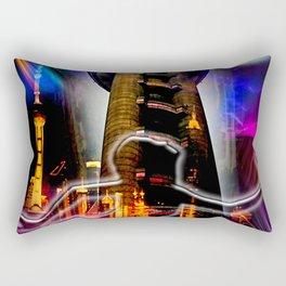 Asia World 20 Rectangular Pillow