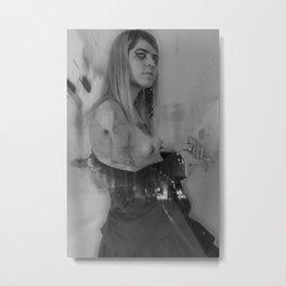 Gender Assassin III Metal Print