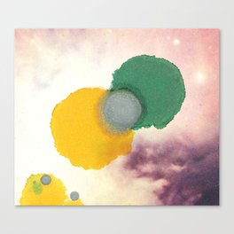 The Way They Do Canvas Print