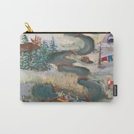 Canoeing Carry-All Pouch