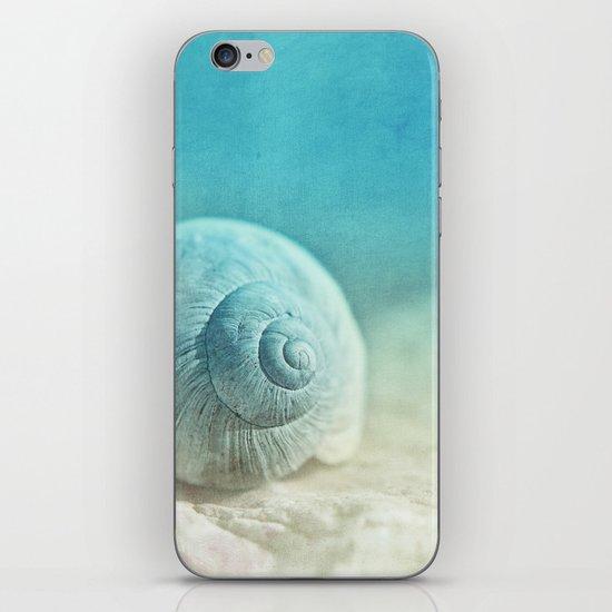 APRICOTEE | Blue version iPhone & iPod Skin