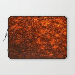 Molten Lava Laptop Sleeve