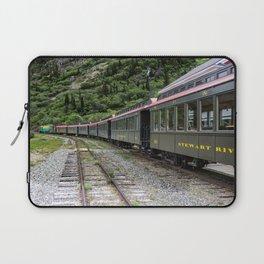 White Pass and Yukon Railroad Laptop Sleeve