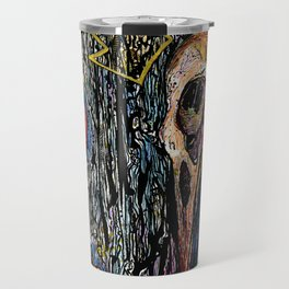 The King is Dead, Long Live The King I Travel Mug