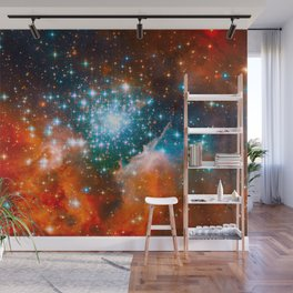 The Giant Nebula Wall Mural