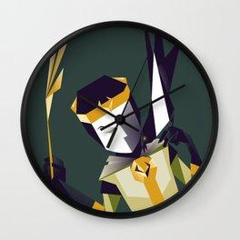 Kid Loki Wall Clock