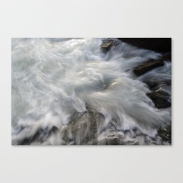 Still wave Canvas Print