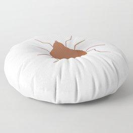 Small mite Floor Pillow