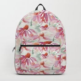 Coneflowers Backpack