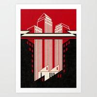 Wolfenstein Art Print
