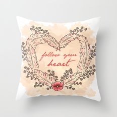 Boho vol.1 Throw Pillow
