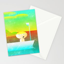The Adventure of Neb No. 1 Stationery Cards