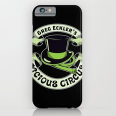 The Vicious Circus Badge - Color iPhone 6s Slim Case