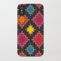 kilim iPhone & iPod Cases featuring kilim bold by Sharon Turner