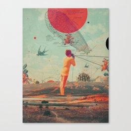 Rover Canvas Print