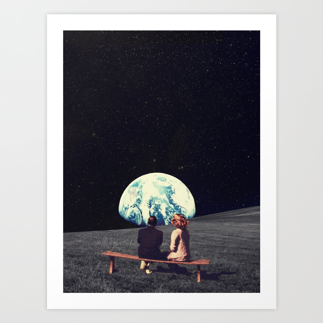 Collage Art Prints Society6