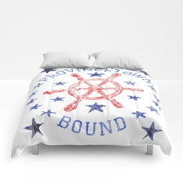Provincetown Bound Comforters