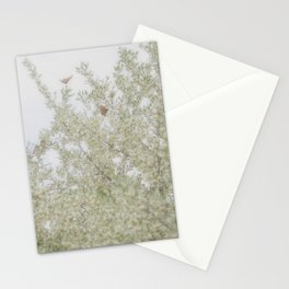 Spring Monarchs Stationery Cards