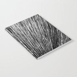 Electroshock Black+White Notebook