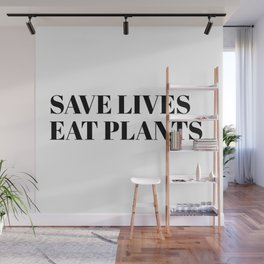 save lives Wall Mural