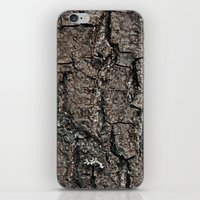 wooden iPhone & iPod Skins featuring wooden by ensemble creative