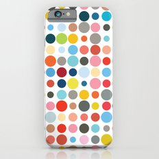 Tangled Up In Colour iPhone 6s Slim Case