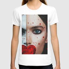 Nevertheless She Persisted - Women's Rights Art - Sharon Cummings T-shirt