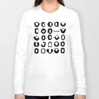 matrix Long Sleeve T-shirts featuring Matrix by Stadiafile