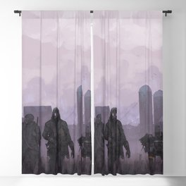 Pursuit Of Happiness Blackout Curtain