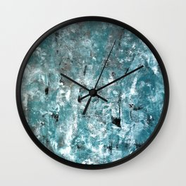 Shuffling Wall Clock