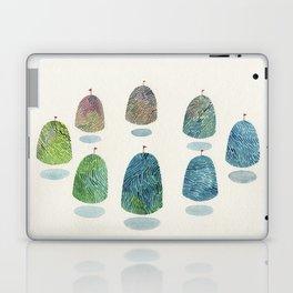 mountain reunion Laptop & iPad Skin