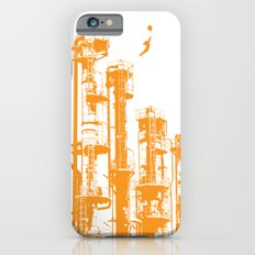 Factory Jump (orange) iPhone 6s Slim Case