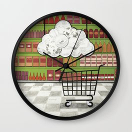 The Ride Wall Clock